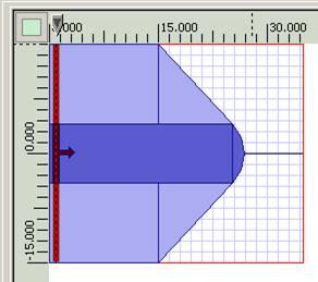 SMF28 fiber lens R=6 µm
