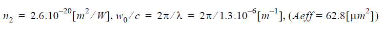 Optical System Equation 2