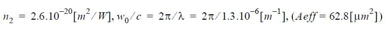 Optical System Equation 2