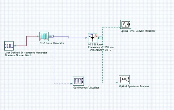Optical System - Figure 14 - 1550 nm transmitter