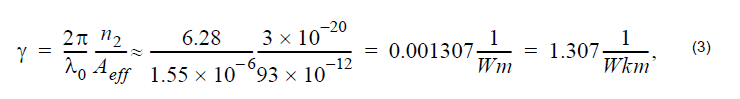 Optical System Equation 3