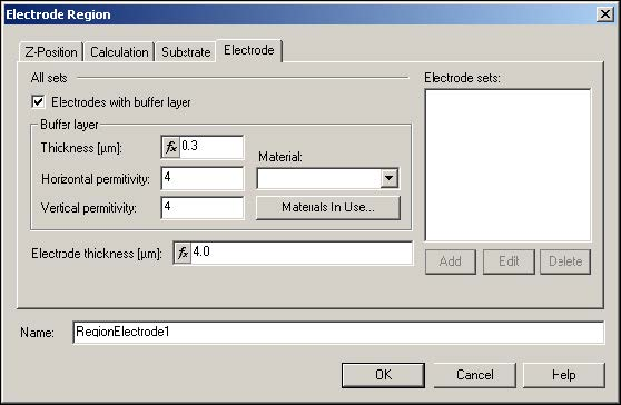 BPM - Figure 9 Electrode tab