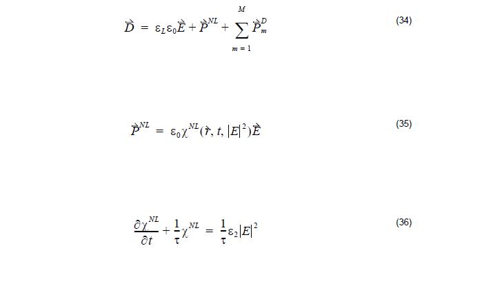 FDTD - equations 34 -36