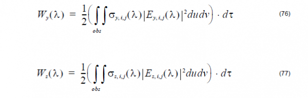 FDTD - Equation 76 and 77