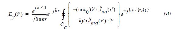 FDTD - Equation 81