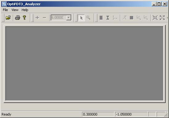 FDTD - Figure 48 OptiFDTD_Analyzer