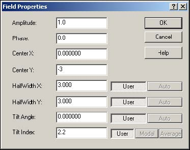BPM - Figure 5 Field Properties dialog box