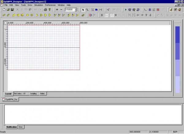 BPM - Figure 3 Layout window