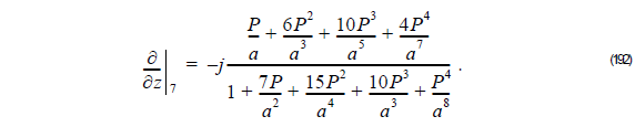 Optical BPM - Equation 192