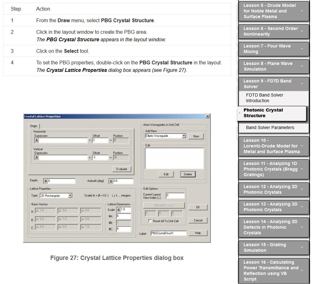 FDTD Tutorials Available Online