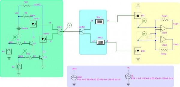 Channel Switching Circuit