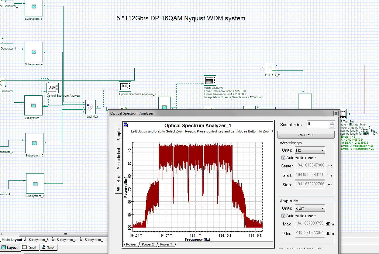 New Version Optisystem 130 Transimpedance Amp With Opa355 High Speed Amplifiers Forum Nyquist Optical System Design