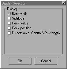 Optical Grating - Comparison