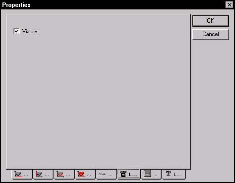 Optical Fiber - Figure 21 Properties dialog box-Legend tab